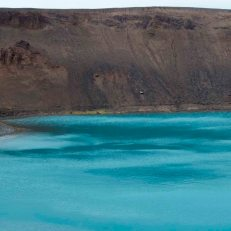 Krafla Crater